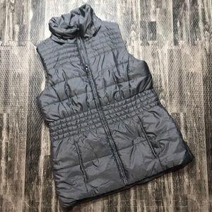 Silver Vest Coat